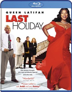 Last Holiday is available on Blu-Ray from Paramount on December 30, 2008.