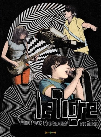Who Took the Bomp? Le Tigre on Tour was released on DVD on June 7, 2011.