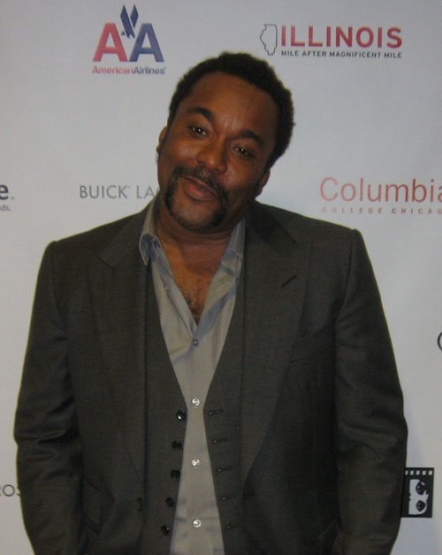 Lee Daniels, Director of 'Precious,' at the Chicago International Film Festival, October 14, 2009.