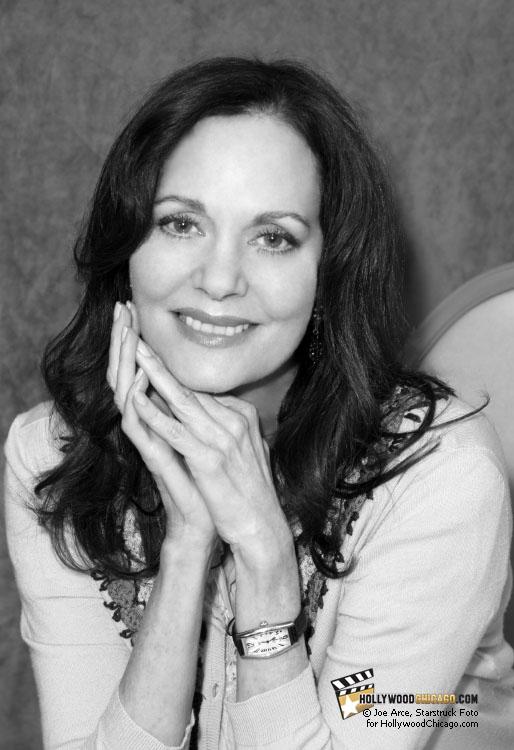 Lesley Ann Warren of 'In Plain Sight' in Chicago, March, 2011
