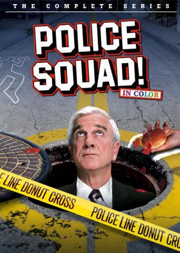 'Police Squad!' Starring Leslie Nielsen