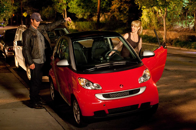 Not Smart First Date: Josh Duhamel as Messer, Katherine Heigl as Holly in 'Life As We Know It'