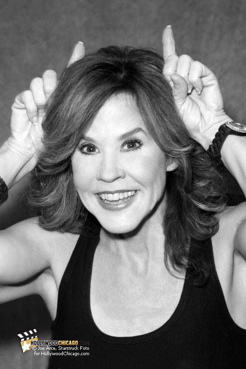 linda blair young