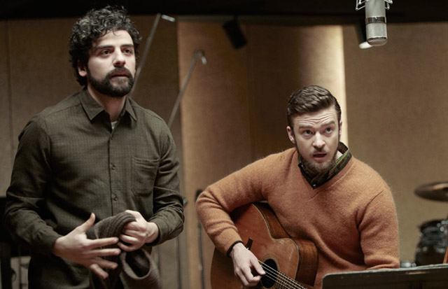 Oscar Isaac, Justin Timberlake