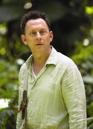 Michael Emerson. Lost: The Complete Fourth Season is available on DVD December 9, 2008.