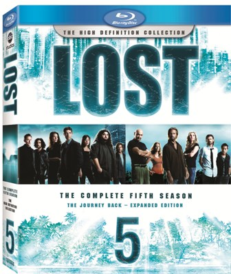 Lost: Season Five was released on Blu-Ray and DVD on December 8th, 2009.