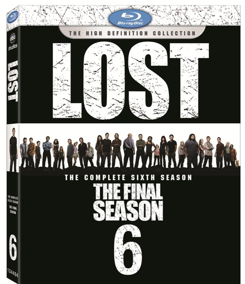 Lost: The Complete Sixth and Final Season was released on DVD on August 24th, 2010.