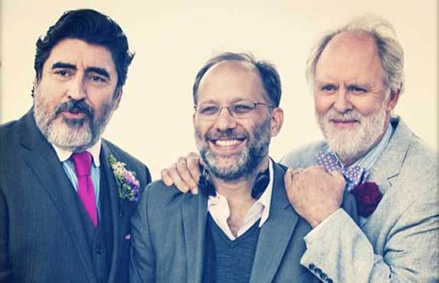 Alfred Molina, Ira Sachs, John Lithgow