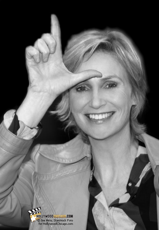 Glee-ful: Jane Lynch at Barnes and Noble, Skokie, Illinois, October 8th, 2011