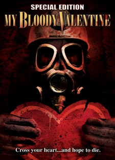 My Bloody Valentine was released by Lionsgate on January 13th, 2009.