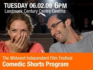 Midwest Independent Film Festival  Comedic Shorts  Mac Professionals