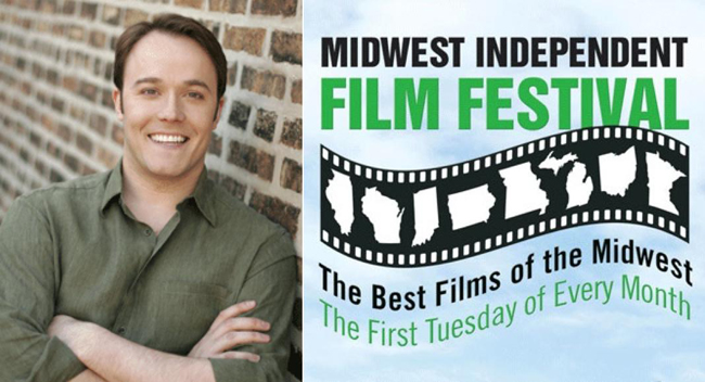 Mike McNamara, Co-Founder and Executive Director of the Midwest Independent Film Festival.