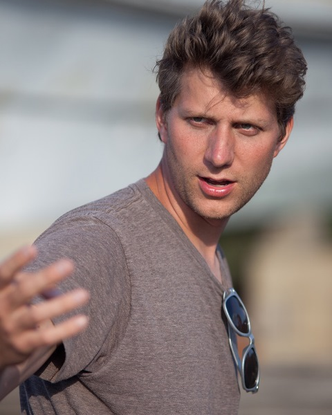 Jeff Nichols, director of Mud.