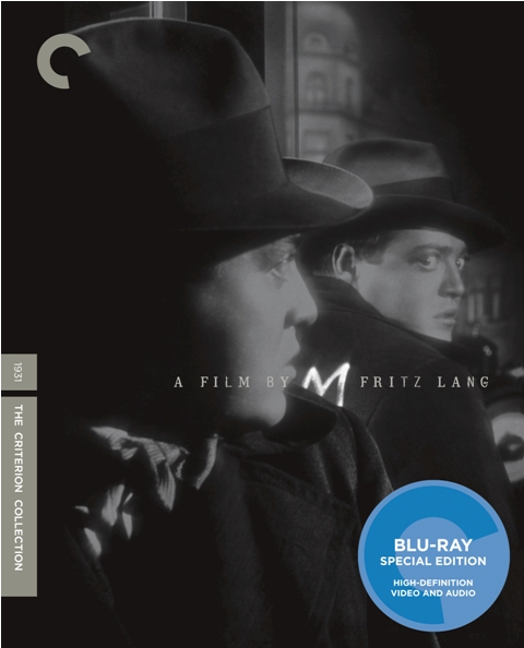 M was released on Blu-ray on May 11th, 2010.