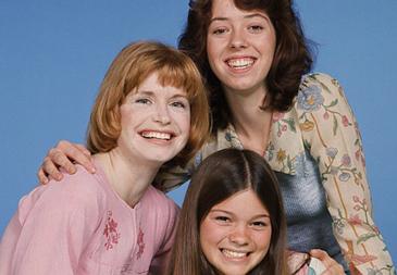 Bonnie Franklin, Mackenzie Phillips, Valerie Bertinelli