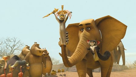 Madagascar: Escape 2 Africa was released by DreamWorks Home Video on February 6th, 2009.