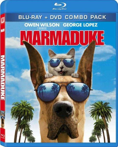 Мармадюк / Marmaduke (2010/BDRip). Скачать программы для интернета, браузе