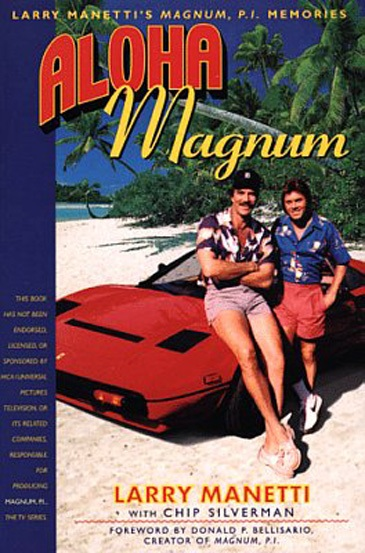 'Aloha Magnum' by Larry Manetti