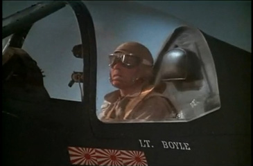 Larry Manetti as Lt. Bobby Boyle in 'Baa Baa Black Sheep'