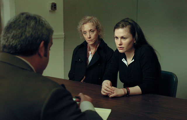 Mother and Child: J. Smith Cameron as Mother Joan and Anna Paquin as the Title Character 'Margaret'