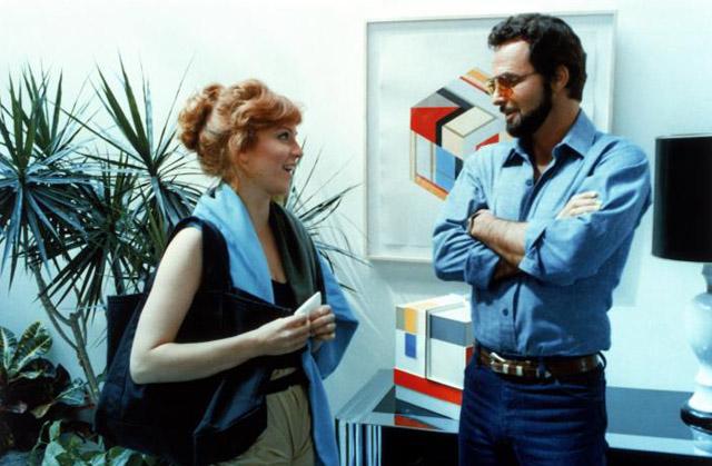 Marilu Henner, Burt Reynolds