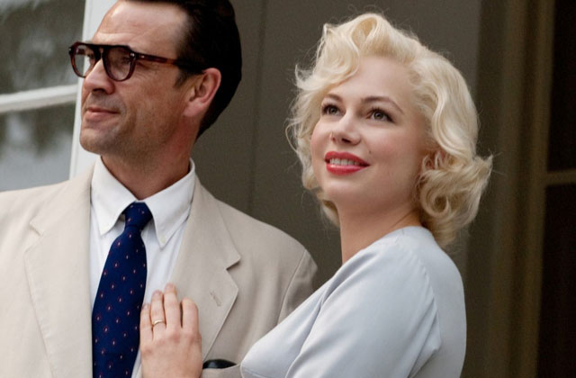 Power Couple: Dougray Scott as Arthur Miller and Michelle Williams as Marilyn Monroe in 'My Week with Marilyn'