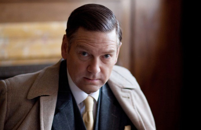 Kenneth Branagh as Sir Lawrence Olivier in 'My Week with Marilyn'