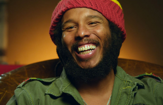 Ziggy Marley Remembers his Father Bob in 'Marley'