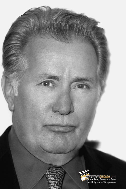 Martin Sheen in Chicago, August 19th, 2011