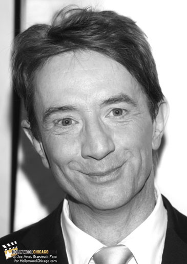 Martin Short in Chicago on June 17, 2009