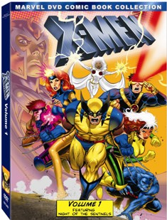 Marvel X-Men: Volume 1