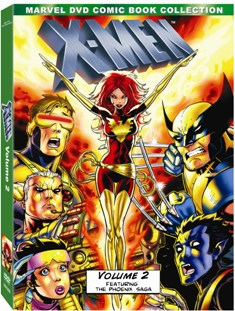 Marvel X-Men: Volume 2