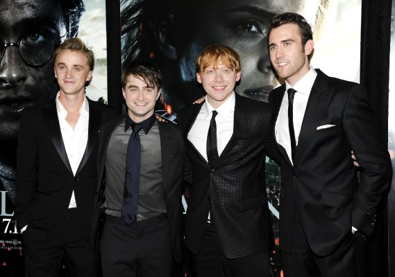 Matthew Lewis Interview - 'Harry Potter and the Deathly Hallows