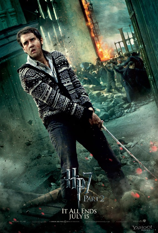 Harry Potter and the Deathly Hallows: Part 2 opened in local theaters July 15.