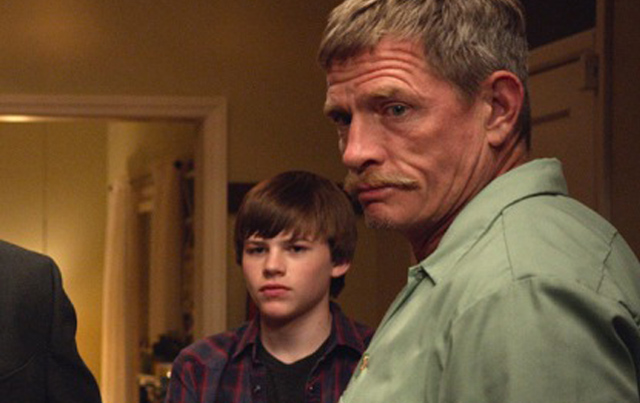Thomas Haden Church, Josh Wiggins