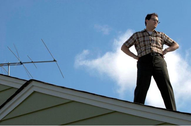 Master of All He Surveys: Michael Stuhlbarg as Larry Gopnik in 'A Serious Man'
