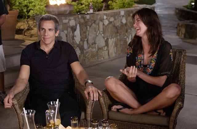 Michelle Monaghan Yuks it Up with Ben Stiller in 'The Heartbreak Kid'