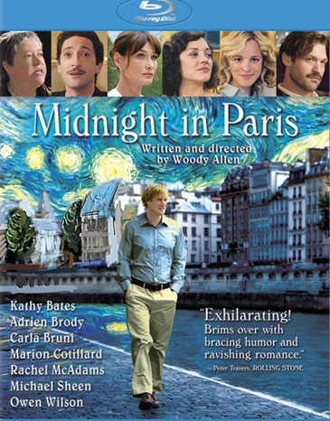 'Midnight in Paris' Blu-ray Released on December 20th