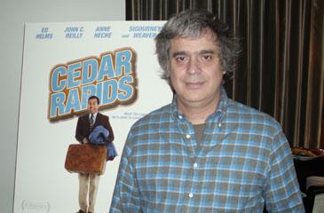 Director Miguel Arteta in Chicago, February 9th, 2011