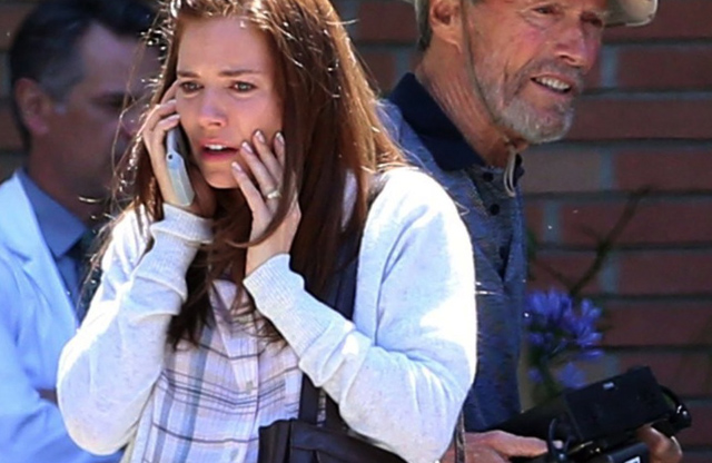 Sienna Miller, Clint Eastwood