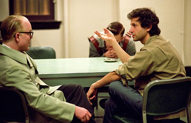 Philip Seymour Hoffman, Bennett Miller