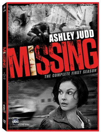 Missing: The Complete First Season was released on DVD on June 12, 2012