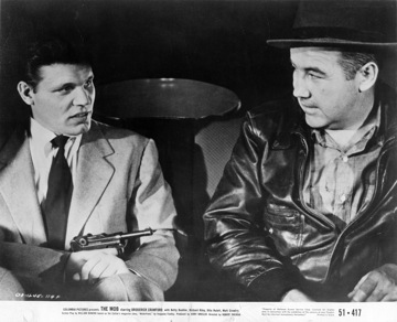 Robert Parrish's 1951 noir The Mob will screen Aug. 13 at the Music Box.