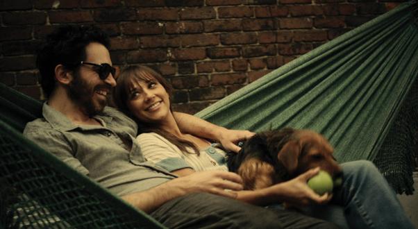 Chris Messina and Rashida Jones star in Dana Adam Shapiro's Monogamy.