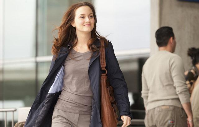 Breezy: Leighton Meester (Meg) in 'Monte Carlo'