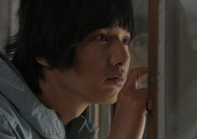 M is for the Many Things: Won Bin as Do-joon in 'Mother'