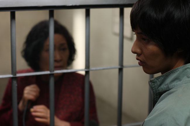 Mother and Child Reunion: Kim Hye-Ja and Won Bin in 'Mother'
