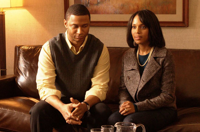 Decisions: David Ramsey as Joseph and Kerry Washington as Lucy in 'Mother and Child'