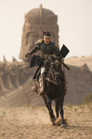 The Mummy: Tomb of the Dragon Emperor is available on DVD/Blu-Ray on December 16, 2008.