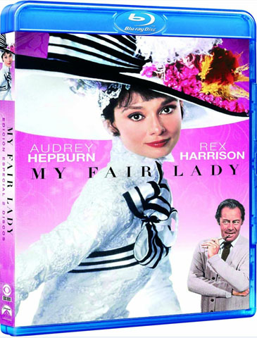 'My Fair Lady' (1964) on Blu-ray